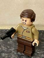 LEGO STAR WARS RESISTANCE OFFICER MINI FIGURE VGC