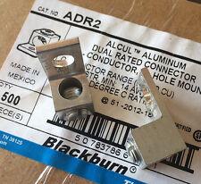Thomas & Betts ADR2 Dual Rated Terminal Lug 2 to 14 str AWG Lot of 500 pcs