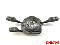 BMW 3 Series 318i Wiper Indicator Headlight Stalk Switch + Squib Ring 9123040