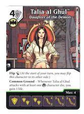 DC Dice Masters Batman, Talia al Ghul Daughter of the Demon #72 (Die & Card)