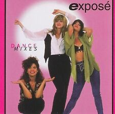 Dance Mixes by Exposé (CD, Feb-2006, BMG Special Products)