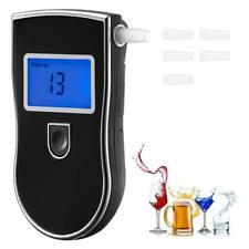 Personal Breathalyzer, Portable Breath Alcohol Tester Digital Alcohol Detector -