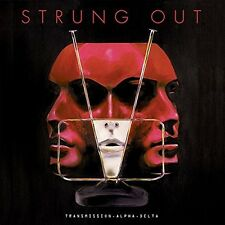 STRUNG OUT - TRANSMISSION.ALPHA.DELTA  VINYL LP + DOWNLOAD NEW+