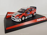 Slot SCX Scalextric Ninco 50469 Ford Focus WRC Munchi's '07 Companc