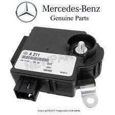 Mercedes W219 W211 Battery Stabilization Control Unit Load Separation Module OES
