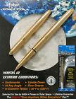 Fisher Space Pen / Gold Bullet Pen #400G Plus An Extra Blue Refill