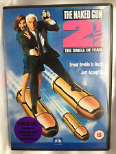 THE NAKED GUN - 2 1/2 THE SMELL OF FEAR ~ AS NEW DVD ~ LESLIE NIELSEN