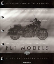 1999 HARLEY-DAVIDSON FLT MODELS PARTS CATALOG MANUAL -FLHTC-FLTR-FLHTCUI-FLHT