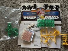 Lot of Tudor Electric Football Parts, 100+ pieces 2005 Official Rules
