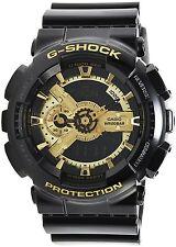 CASIO G-SHOCK Men's Watch Black x Gold Series GA-110GB-1AJF Overseas model