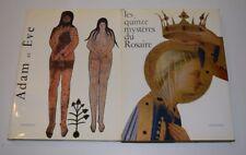 Les quinze mystères du Rosaire & Adam et Eve, Lucien Mazenod