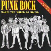 V/A - Punk Rock Makes The World Go Round [LP][schwarz][MBU]