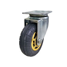 Heavy Duty Caster Wheel/ Castor Wheel 125mm/ 5in, 125kg Load Capacity Rubber