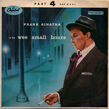"Frank Sinatra ""In The Wee Small Hours Part 4 ""   EP"