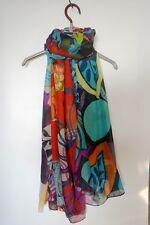 Fashion Womens Colorful Scarf Spain Desigua*  Wrap Shawl Headkerchief P&L Gifts
