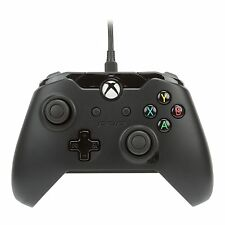 PDP Wired Controller Negro para Xbox One y PC-a Estrenar!