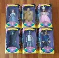 The Wizard of Oz 6 Doll Set by Sky Kids 1994!