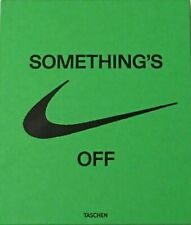 Nike  ICONS Something's Off by Virgil Abloh (2021, Paperback)