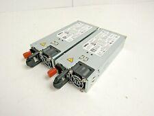 Lot of 2 Dell FN1VT PowerEdge R510 R610 R710 R810 750W Power Supply   48-5