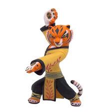 anime Movie KungFu Kung Fu Panda 3 Tigres Action Figure Cartoon Toy PVC handmade