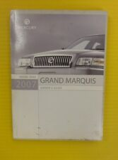 mercury car truck owner operator manuals ebay rh ebay com 2005 Mercury Montego 2007 Mercury Montego Gold