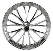 MANHATTAN FRONT WHEEL 21 x 3.5 HARLEY 08-13 w/ABS ELECTRA GLIDE ROAD KING STREET