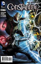 Constantine #21 2013 New 52 DC Comics