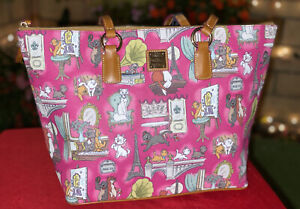 Disney Dooney & Bourke The Aristocats Tote Handbag Purse NWT