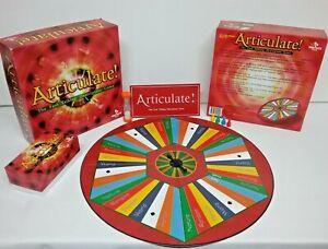 Articulate The Fast Talking Card Description Game Ventura Complete