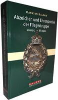 Abzeichen und Ehrenpreise der Fliegertruppe von 1913 bis 1920 (Carsten Baldes)