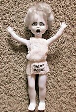 Living Dead Dolls Psycho Marion In White Bath Towel Rare Ldd Horror Bates Motel