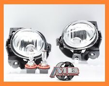 Mazda 3 6 5 MX-5 Miata CX-7 Fog Lights Replacement Front Bumper Lamps PAIR