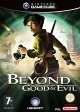 Gamecube | Beyond Good and Evil | Includes Manual