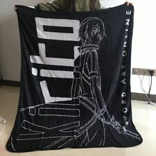 Sword Art Online unisex Blankets Throws quilt manga blankets nap new