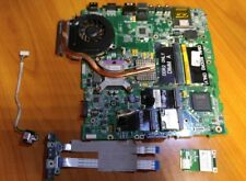 DELL STUDIO 1537 MOTHERBOARD w/CPU, COOLER AND MORE PARTS