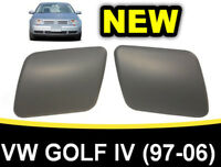 VW GOLF IV 4 MK4 97- HEADLIGHT HEADLAMP WASHER NOZZLE JET COVER RIGHT 1J0955110A
