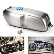 9l / 2.4 Gallon Cafe Racer Universal Custom Gas Fuel Tank for Honda Yamaha BMW