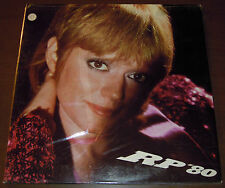 LP RITA PAVONE RP '80 (Rca 80) Italian prog disco pop Righini Goblin RARE SEALED