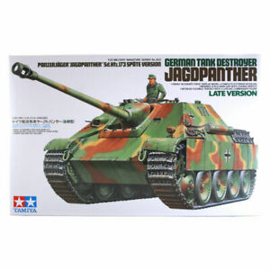 TAMIYA 35203 German Tank 'JagdPanther' L.V. 1:35 Military Model Kit