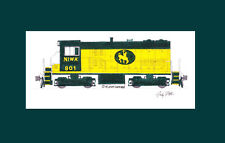 """Northern Illinois & Wisconsin SC15A-3 11""""x17"""" Matted Print Andy Fletcher signed"""
