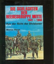 Las batallas del ejercito a mediados de 1941-1944