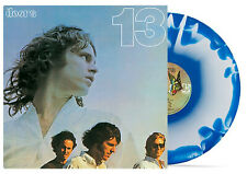 The Doors - 13 Exclusive Limited Edition Blue White Ink Spot Effect Vinyl LP