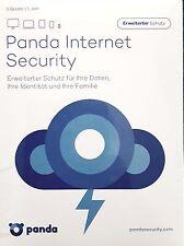 Panda Internet Security - Vollversion - 3 PC
