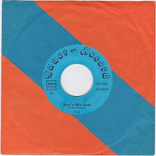 """Devil In Miss Jones - Soundtrack / OST Alden Shuman 7"""" GERMANY 70s PRESS Damiano"""