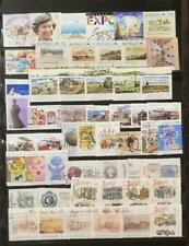 AUSTRALIA Stamp Lot Collection Used T1188