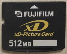 FUJIFILM XD PICTURE MEMORY CARD 512MB CHEAP