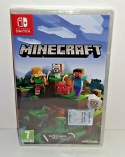 Minecraft SWITCH NUOVO SIGILLATO ITA