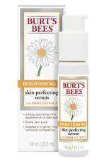 New In Box Burt's Bees Brightening Skin Perfecting Serum 1oz Free Gwp�