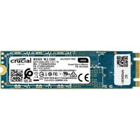 Crucial MX500 500 GB Solid State Drive - SATA (SATA/600) - Internal - M.2 2280