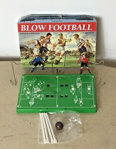 Blow Football Game by Schylling Ages 3+ 2 Players